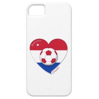"""Football """"CROATIA"""" Soccer Team Fußball Kroatien 20 iPhone 5 Schutzhüllen"""