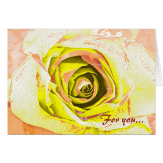 For you....... grußkarte
