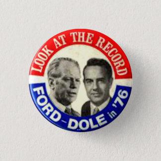 Ford-Dole jugate - Knopf Runder Button 3,2 Cm
