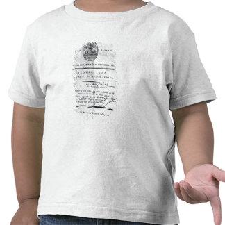 Forderung des Ausschusses der Öffentlichkeit Shirt