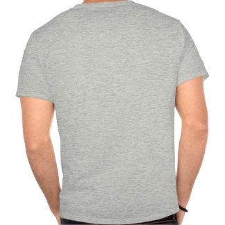 Forelle-Verfolger-Fischen-T - Shirt - gebrannte Or