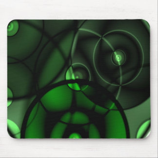 Forest Green Mousepad