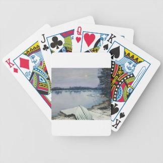 Forestsee Bicycle Spielkarten