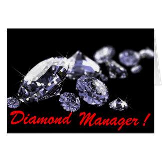 Foreverliving Diamant Karte