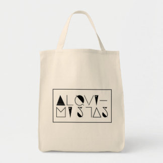 """forget plastic"" Alchimisten Cotton Bag Tragetasche"