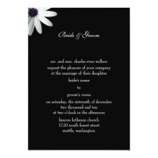 Formale Hochzeits-Einladung 12,7 X 17,8 Cm Einladungskarte