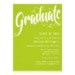 Formales Abschluss-Party Ankündigung