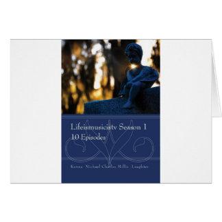 Format Lifeismusicistv Jahreszeit-1: DVD Karte