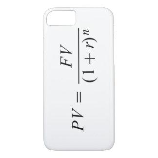 """Formel 'Geldzeitwert """" iPhone 8/7 Hülle"""