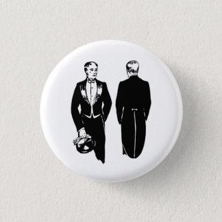Formelle Kleidung Runder Button 3,2 Cm