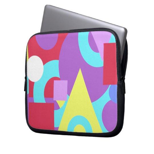 Formen und Farben Laptop Sleeve