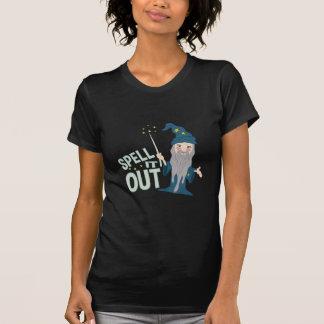 Formulieren Sie es T-Shirt