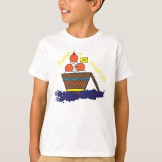 Forscher im Eiscreme-Land T-Shirt