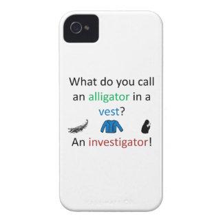 Forscher-Witz Case-Mate iPhone 4 Hülle