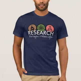 Forschungs-T - Shirt