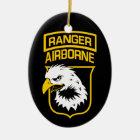 Förster-im Flugzeug Adler-Flecken Keramik Ornament
