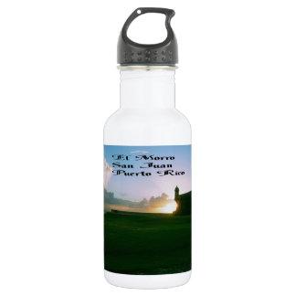 Fort EL Morro, San Juan Puerto Rico Trinkflasche
