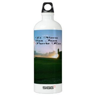 Fort EL Morro, San Juan Puerto Rico Wasserflasche