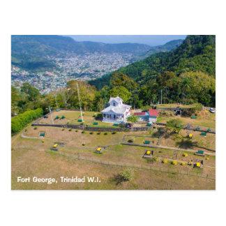 Fort George Trinidad Postkarte