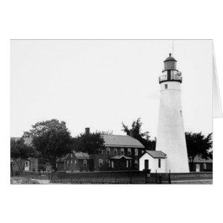 Fort Gratiot Leuchtturm 2 Karte