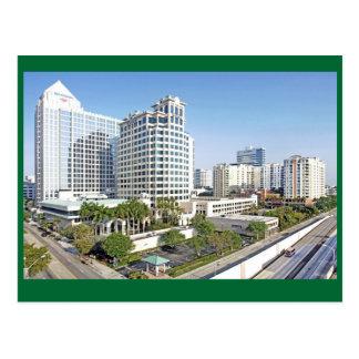 Fort Lauderdale, die Stadt des hellen Morgens Postkarten
