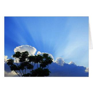 Fort Lauderdale, Florida-Sonnenuntergang Karte