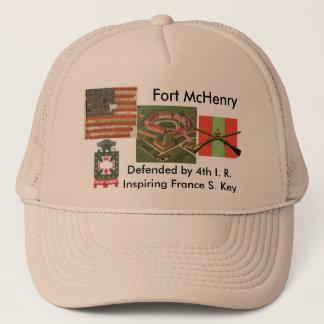 Fort McHenry, 4. I.R. Truckerkappe