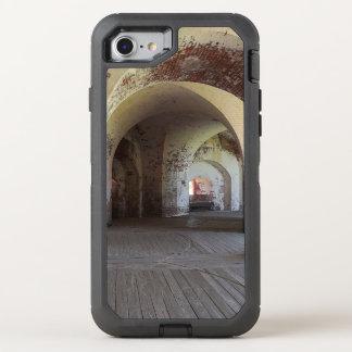Fort Pulaski Hall OtterBox Defender iPhone 8/7 Hülle