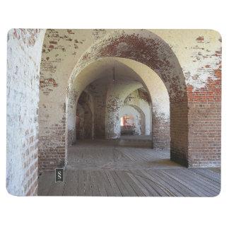 Fort Pulaski Hall Taschennotizbuch