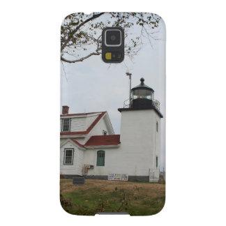 Fort-Punkt-Leuchtturm Samsung S5 Cover