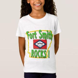 Fort Smith Felsen! (Grün) T-Shirt