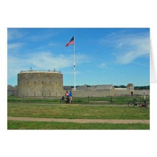 Fort Snelling Karte
