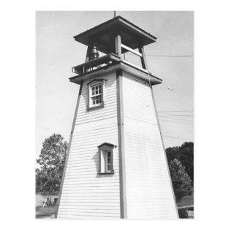 Fort-Washington-Leuchtturm Postkarte