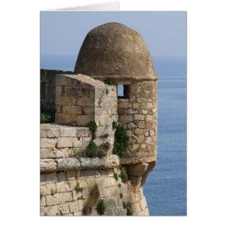 Fortezza Turm-Karte Karte