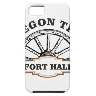 Forthallenmarkierungs-Oregon-Spur Etui Fürs iPhone 5
