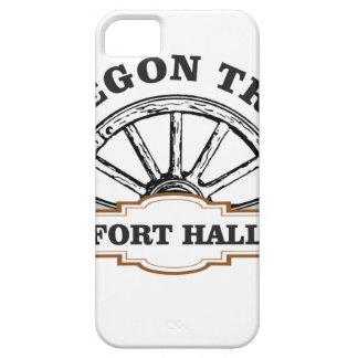 Forthallenmarkierungs-Oregon-Spur Schutzhülle Fürs iPhone 5
