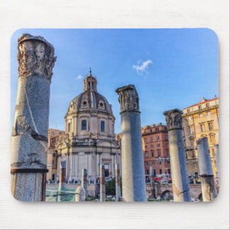 Forum Romanum, Rom, Italien Mauspads