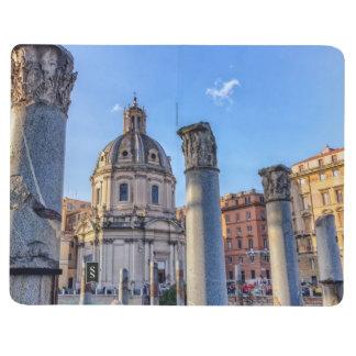 Forum Romanum, Rom, Italien Taschennotizbuch