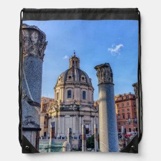Forum Romanum, Rom, Italien Turnbeutel
