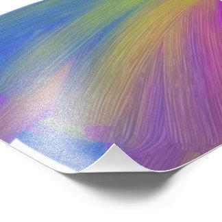 Foto, abstrakt, Öl, feine Kunst Fotodruck