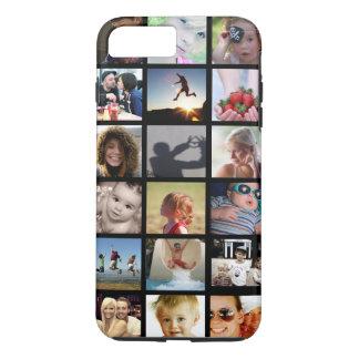 Foto-Collage iPhone 7 Plusfall (- Kamerad) iPhone 8 Plus/7 Plus Hülle