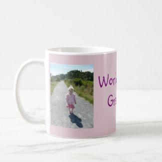 Foto-Collagen-Tasse der Welt beste der Kaffeetasse