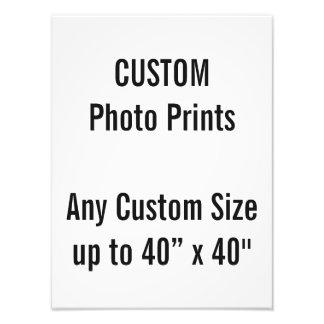 Foto-Druck-BRITISCHE Feld-Größe X.400 Millimeter Fotodruck