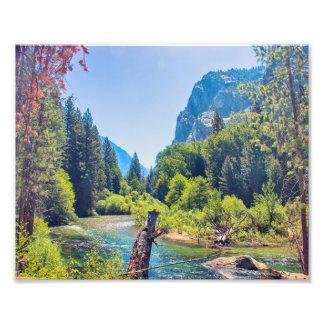 Foto-Druck König-Canyon Nationalpark-| Kunst Foto