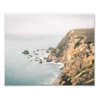 Foto-Druck Nordkalifornien-Küsten-| Fotodruck