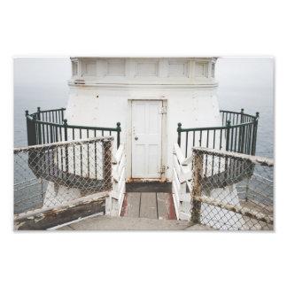 Foto-Druck Punkt-Reyes-Leuchtturm-| Photo