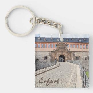 Foto Erfurts Zitadelle Schlüsselanhänger
