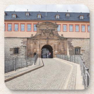 Foto Erfurts Zitadelle Untersetzer