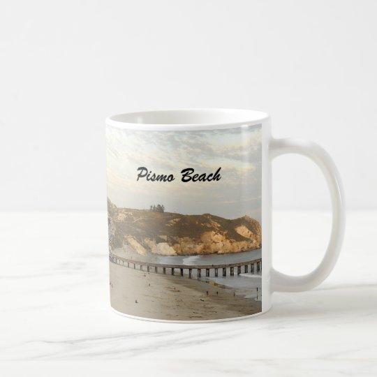 foto kaffee tasse pismo strand ca sch ne tasse zazzle. Black Bedroom Furniture Sets. Home Design Ideas