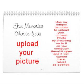 Foto-Kalender tun-es-yoursef Antriebskraft Ihre Kalender